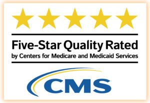 CMS - Five-Star Quality Rated