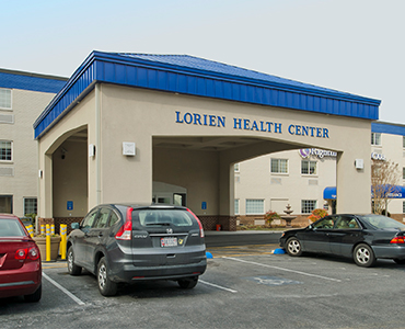 Lorien Columbia Front of Building