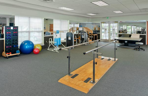 Mays Chapel Rehab Gym