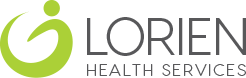Lorien Health Services Logo - 1-800-735-2258